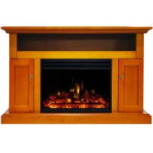 Cambridge Sorrento 47 In. Electric Fireplace Heater Tv