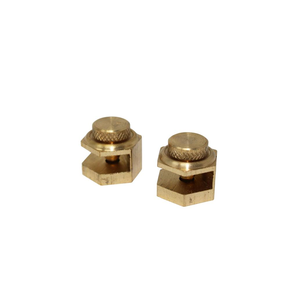 Brass Stair Gauges