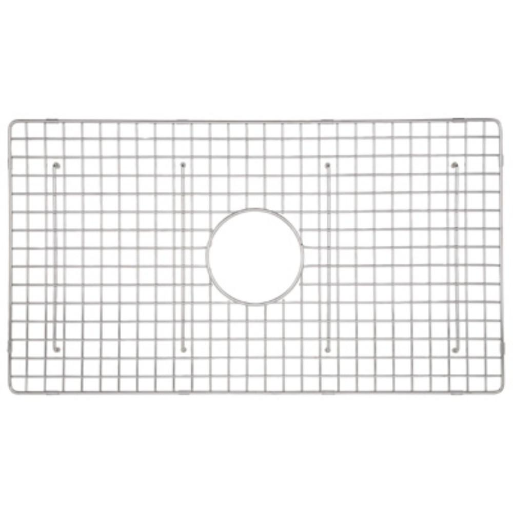 ROHL Shaws 15 in. x 26-3/4 in. Wire Sink Grid for MS3018