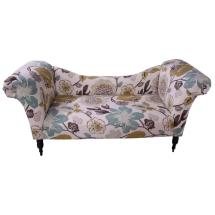 Home Decorators Collection Carter Natural Linen Chaise