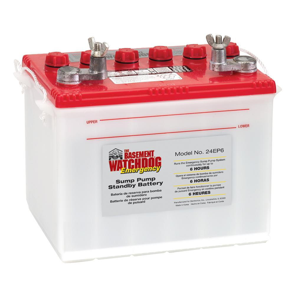 hight resolution of basement watchdog emergency standby battery