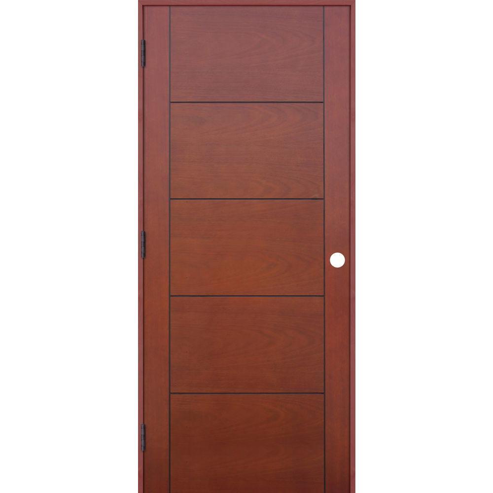 Hollow Wood Panel Interior Doors Home Depot