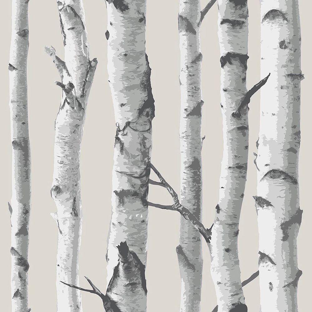 nuwallpaper multi color birch