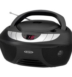 cd 475 portable stereo cd player with am fm radio [ 1000 x 1000 Pixel ]