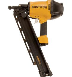 bostitch 28 degree 2 in 3 1 2 in wire weld framing nailer [ 1000 x 1000 Pixel ]