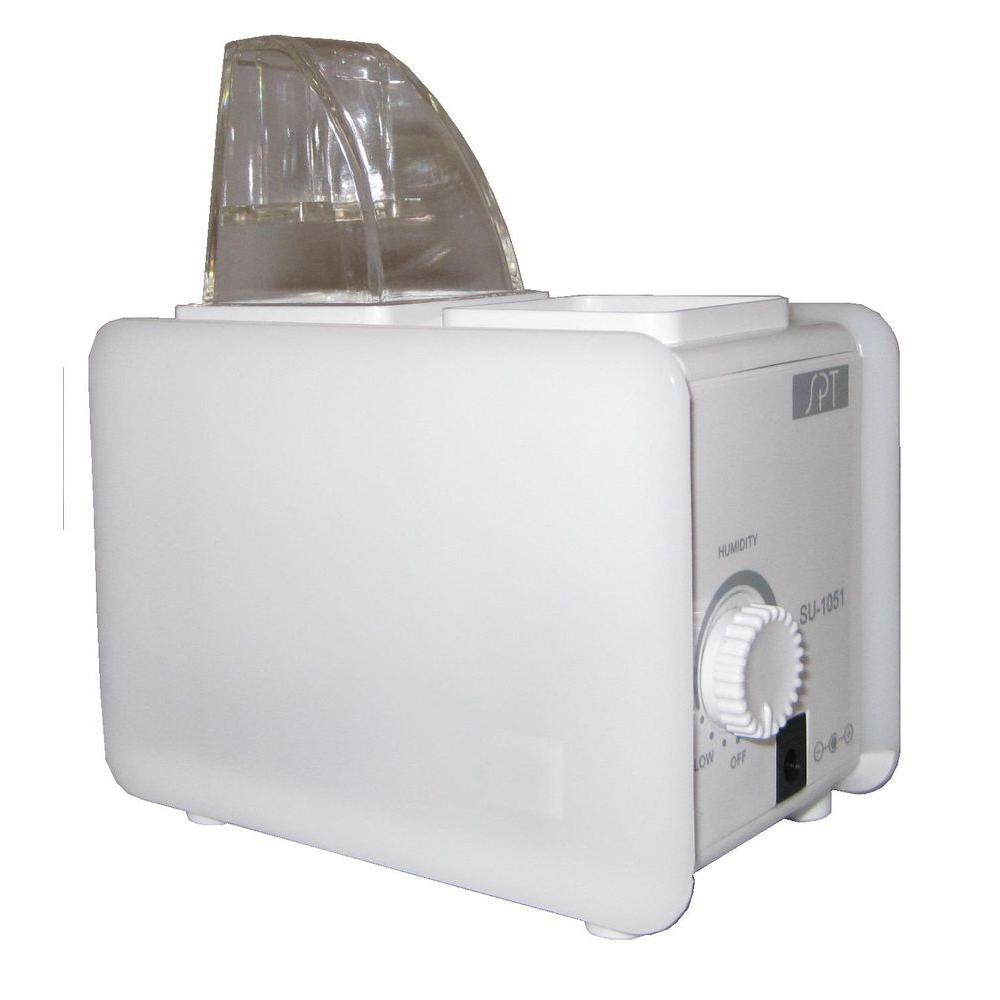 hight resolution of spt portable humidifier white