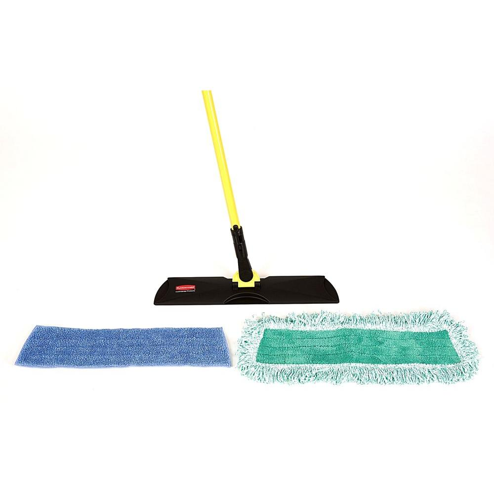 Rubbermaid Commercial Products Microfiber Floor Care Mop