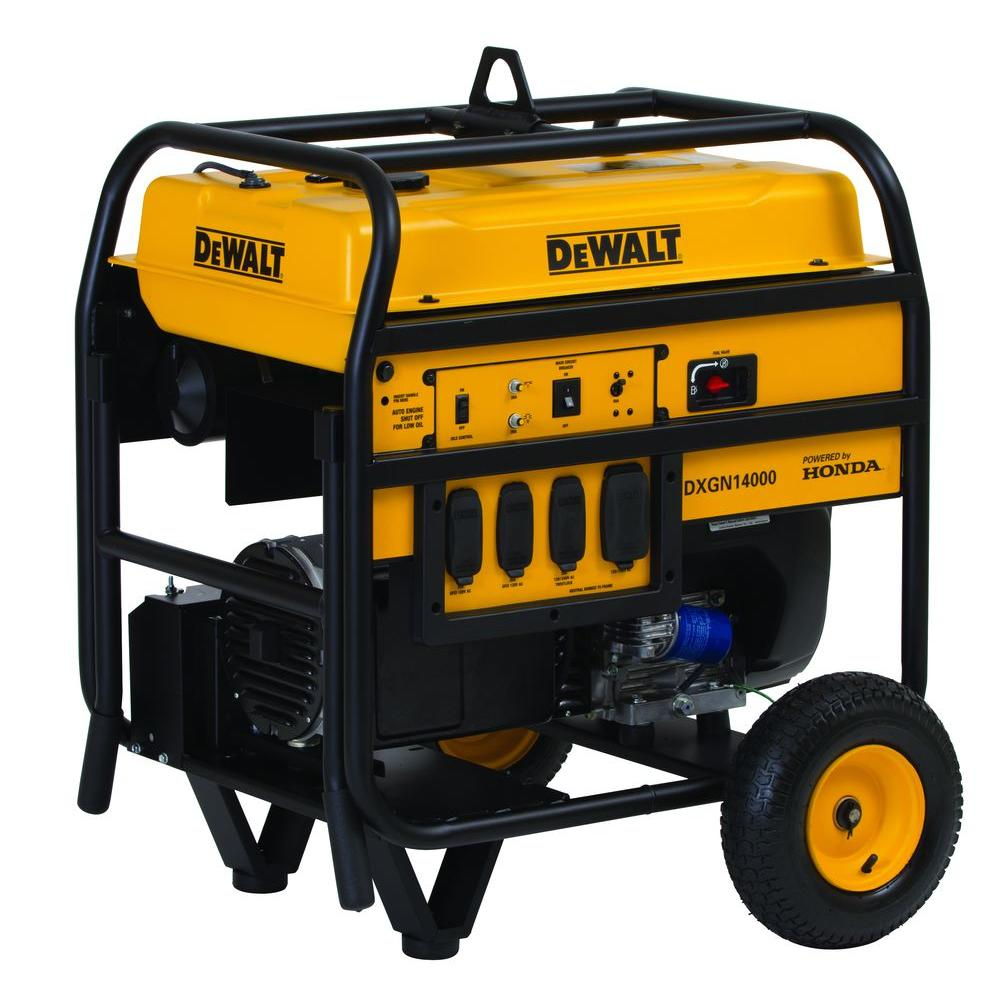 hight resolution of  dewalt portable generators pd123mhb008 64 1000 dewalt portable generators generators the home depot dewalt dg6000 wiring diagram