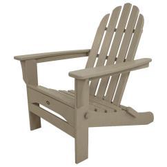 Diy Adirondack Chair Trex Double Canopy Outdoor Furniture Cape Cod Sand Castle Folding Plastic