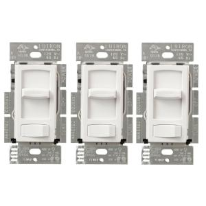 Lutron Skylark Contour CL Dimmer Switch for Dimmable LED
