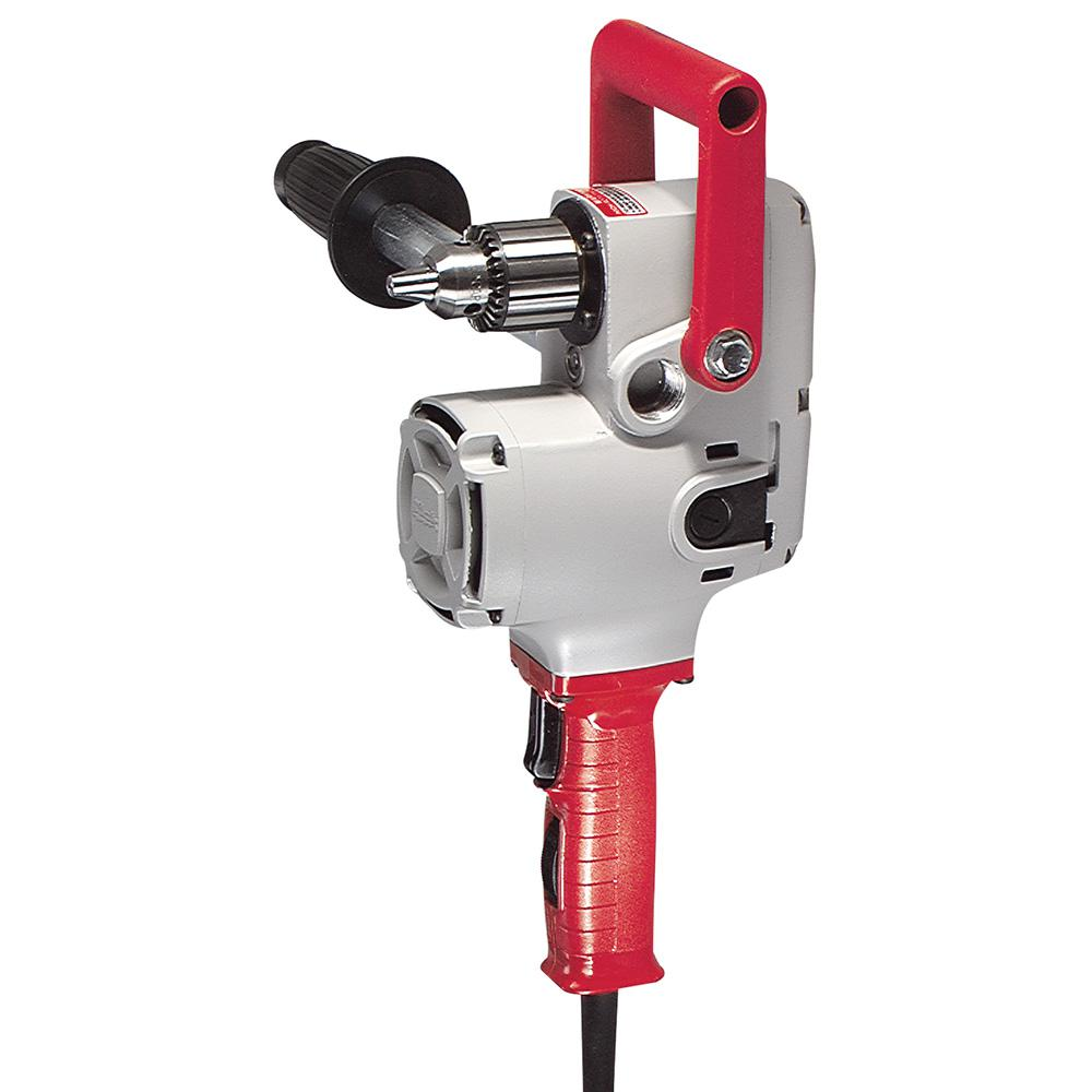 medium resolution of milwaukee 7 5 amp 1 2 in hole hawg heavy duty corded drill
