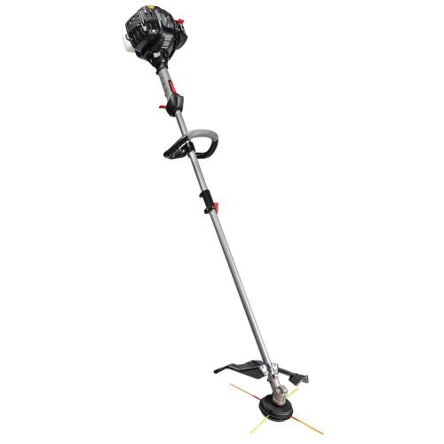 small resolution of troy bilt 27 cc 2 cycle straight shaft attachment capable gas trimmer with jumpstart