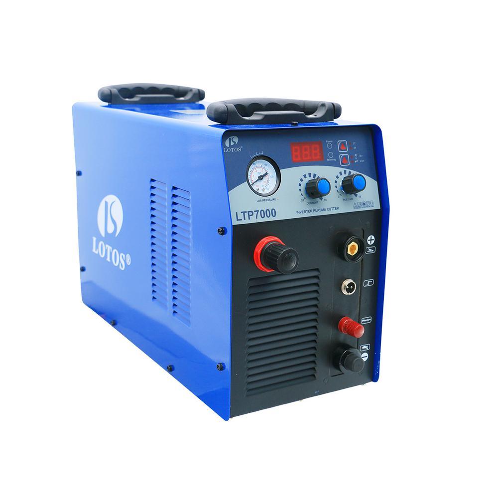 medium resolution of lotos 70 amp non touch pilot arc igbt inverter plasma cutter for metal 220v