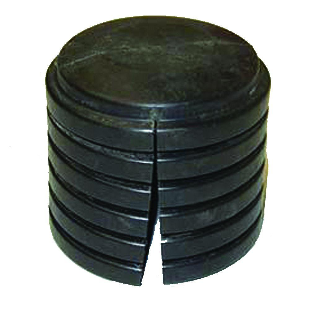 medium resolution of solid split end cap