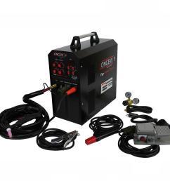 longevity tigweld 200sx 200 amp tig welder with dual voltage technology [ 1000 x 1000 Pixel ]