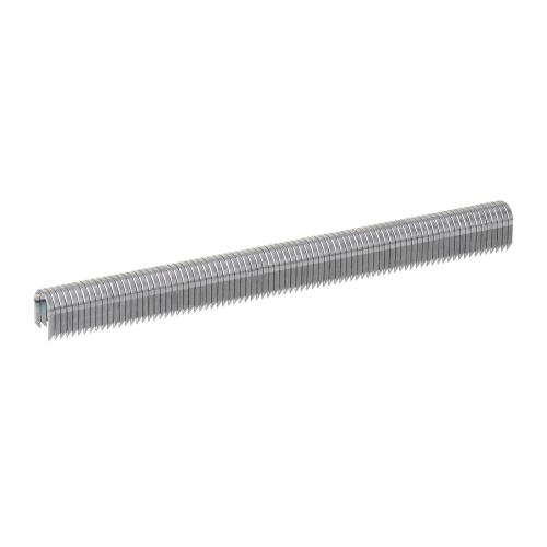 small resolution of gray galvanized 20 gauge steel staples for category 5 and telephone wiring 1 000 pack