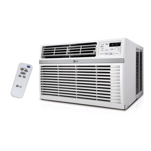 small resolution of 15 000 btu 115 volt window air conditioner with remote and energy star in white