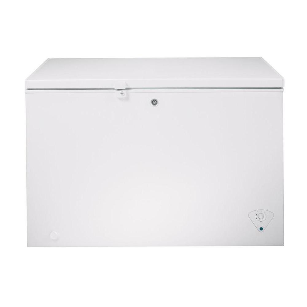 medium resolution of ge garage ready 10 6 cu ft chest freezer in white energy star ge chest freezer wiring diagram