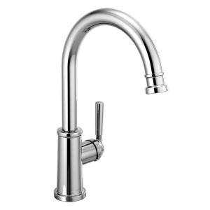KOHLER Artifacts Swing Spout Single-Handle Standard