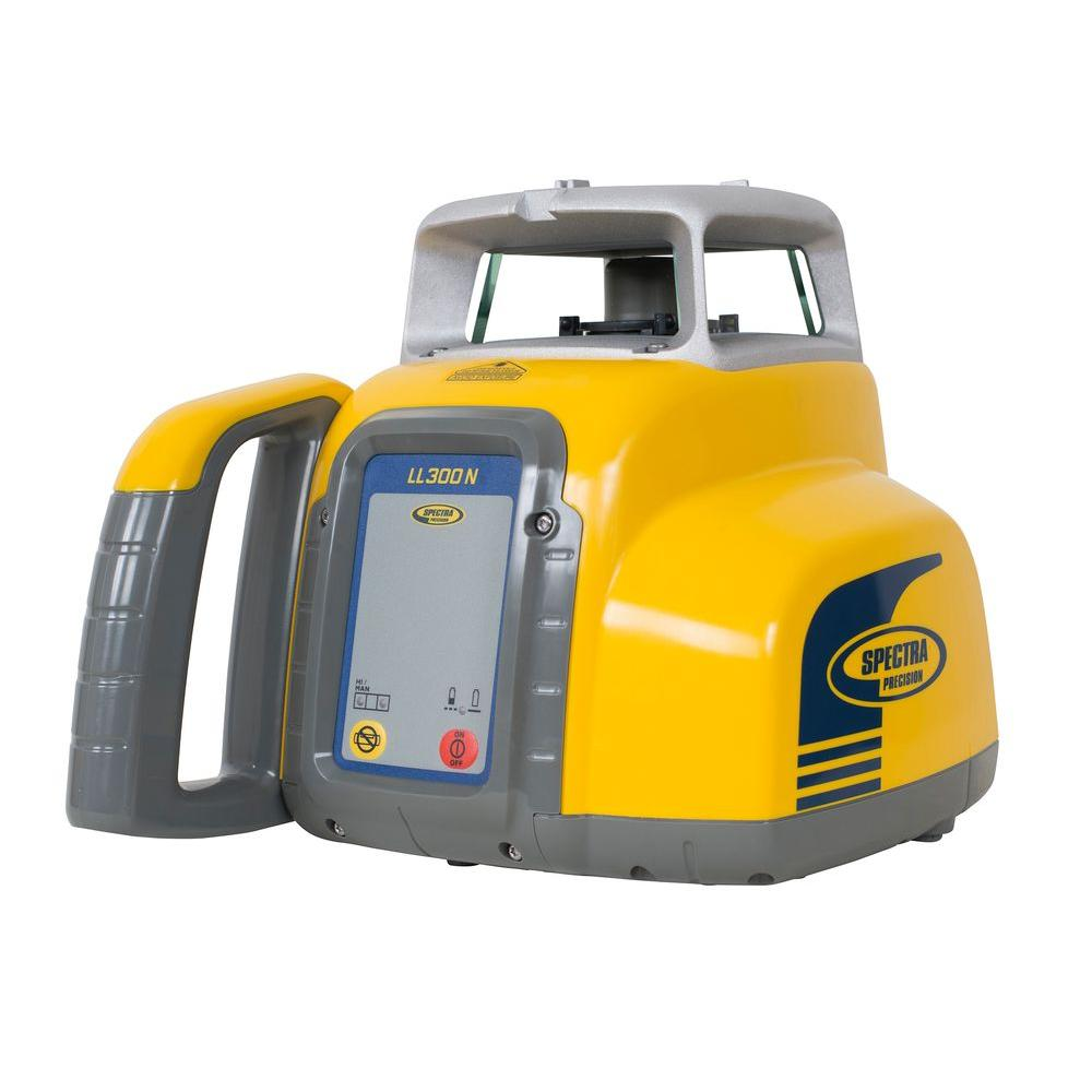 Spectra Precision Laser Level With High Accuracy Self