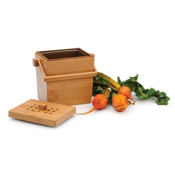 Home Depot Kitchen Compost Pail
