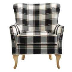 Colorful Accent Chair Cheap Covers For Sale In Durban No Additional Features Arm Multi Colored Chairs Emerie Black And White Checkered Pattern