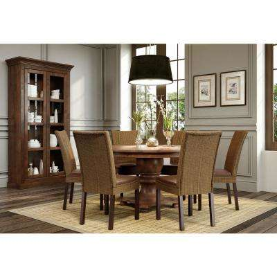 kitchen dining tables traditional cabinets room furniture the home filomena cinnamon table