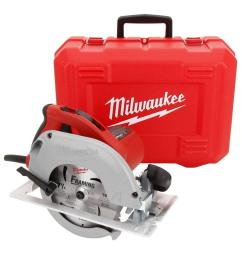 milwaukee 15 amp 7 1 4 in tilt lok circular saw with [ 1000 x 1000 Pixel ]