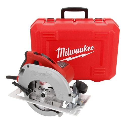 small resolution of milwaukee 15 amp 7 1 4 in tilt lok circular saw with