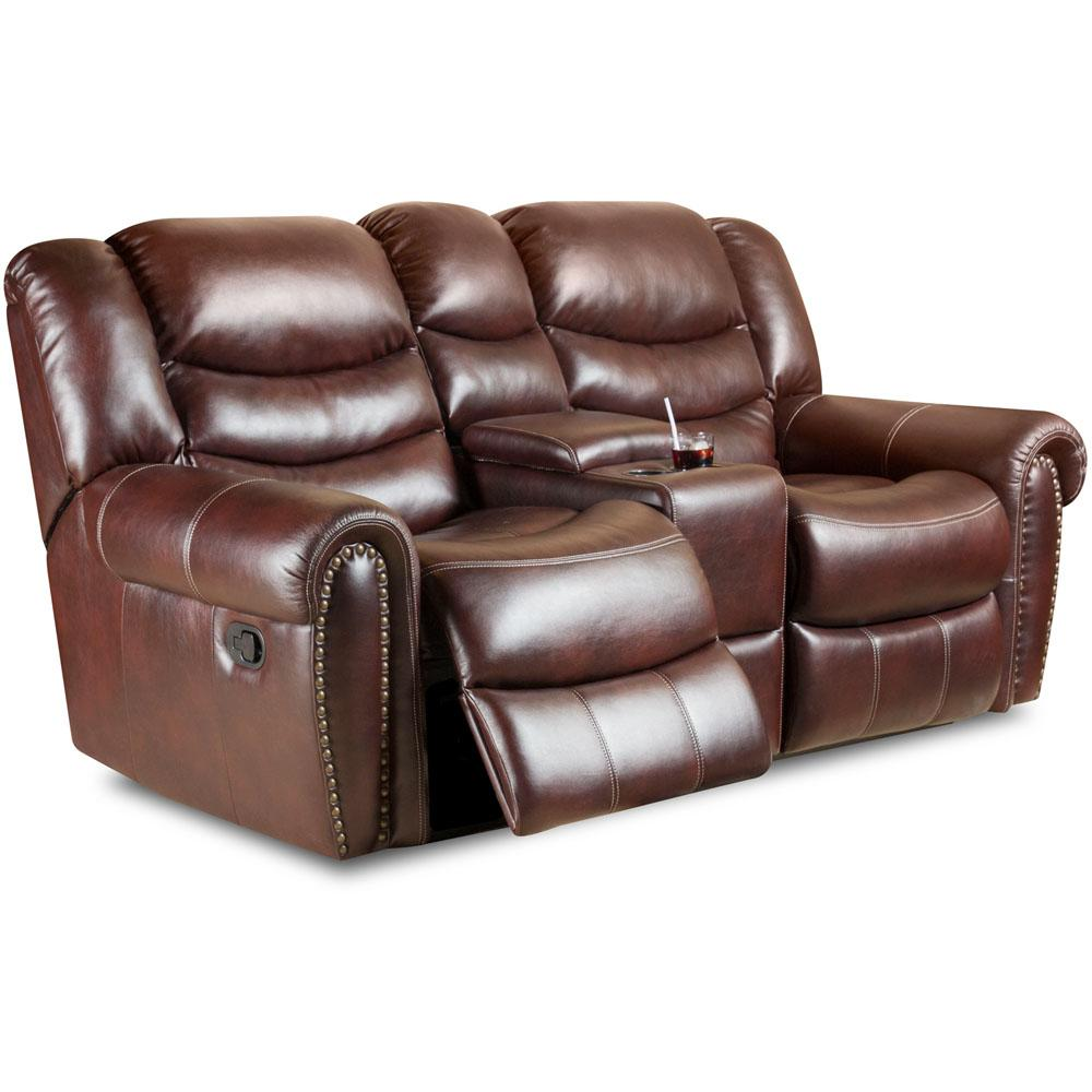Double Recliner Chair Lancaster Double Reclining Loveseat