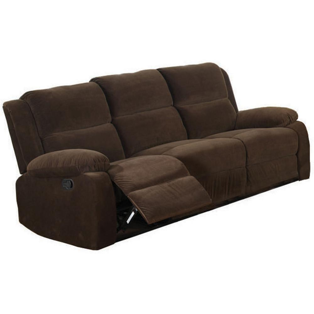 easy to clean sofa material brown dye for leather furniture of america haven dark flannelette cm6554 s