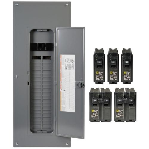 small resolution of 200 breaker boxes power distribution the home depot rh homedepot com marine 12 volt fuse box ac fuse box