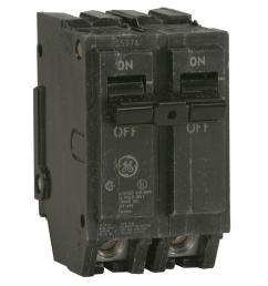 ge q line 80 amp 2 in double pole circuit breaker [ 1000 x 1000 Pixel ]