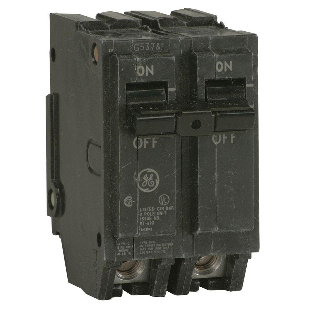 medium resolution of ge q line 80 amp 2 in double pole circuit breaker