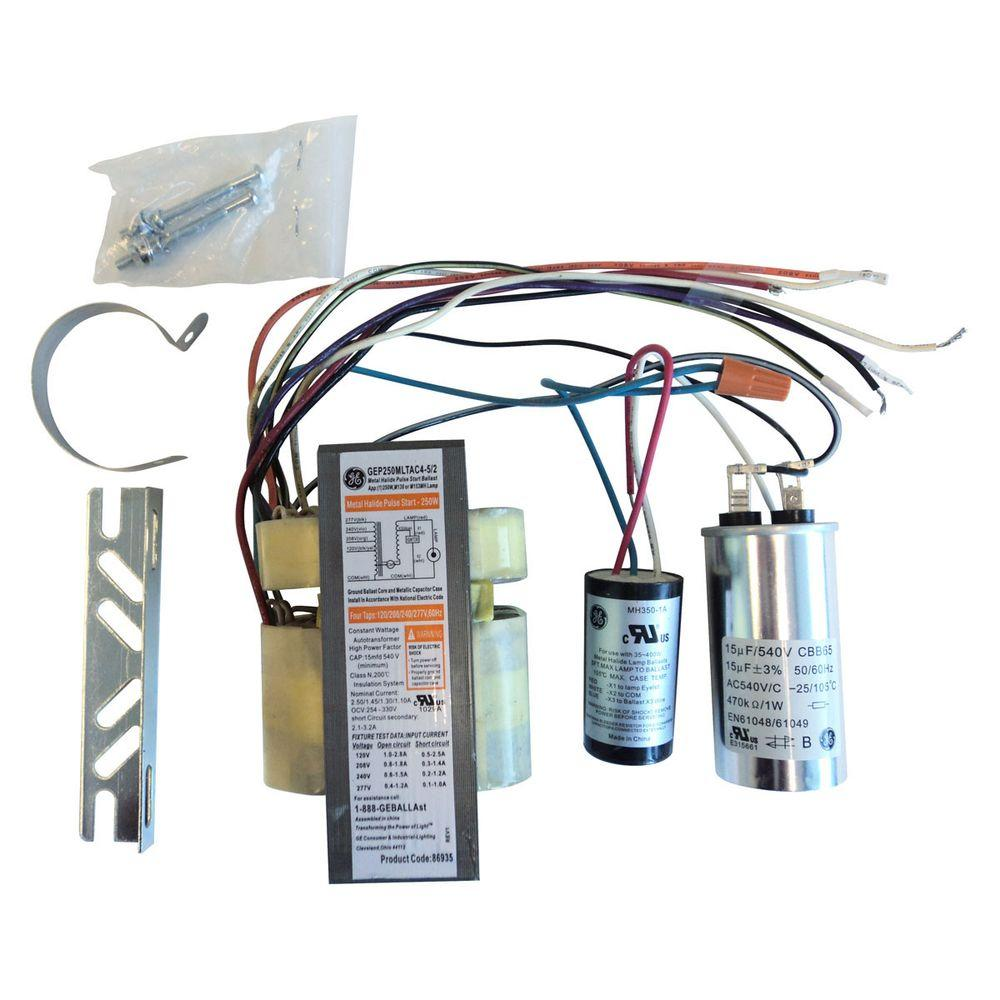 1000 watt hps ballast wiring diagram 1992 club car battery 36 volt 150 metal halide wall pack lighting ...