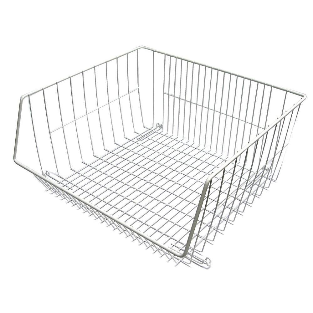 ClosetMaid 16-1/2 in. x 14 in. Stack-or-Hang Wire Storage