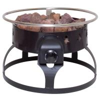 Camp Chef Redwood Portable Propane Gas Fire Pit