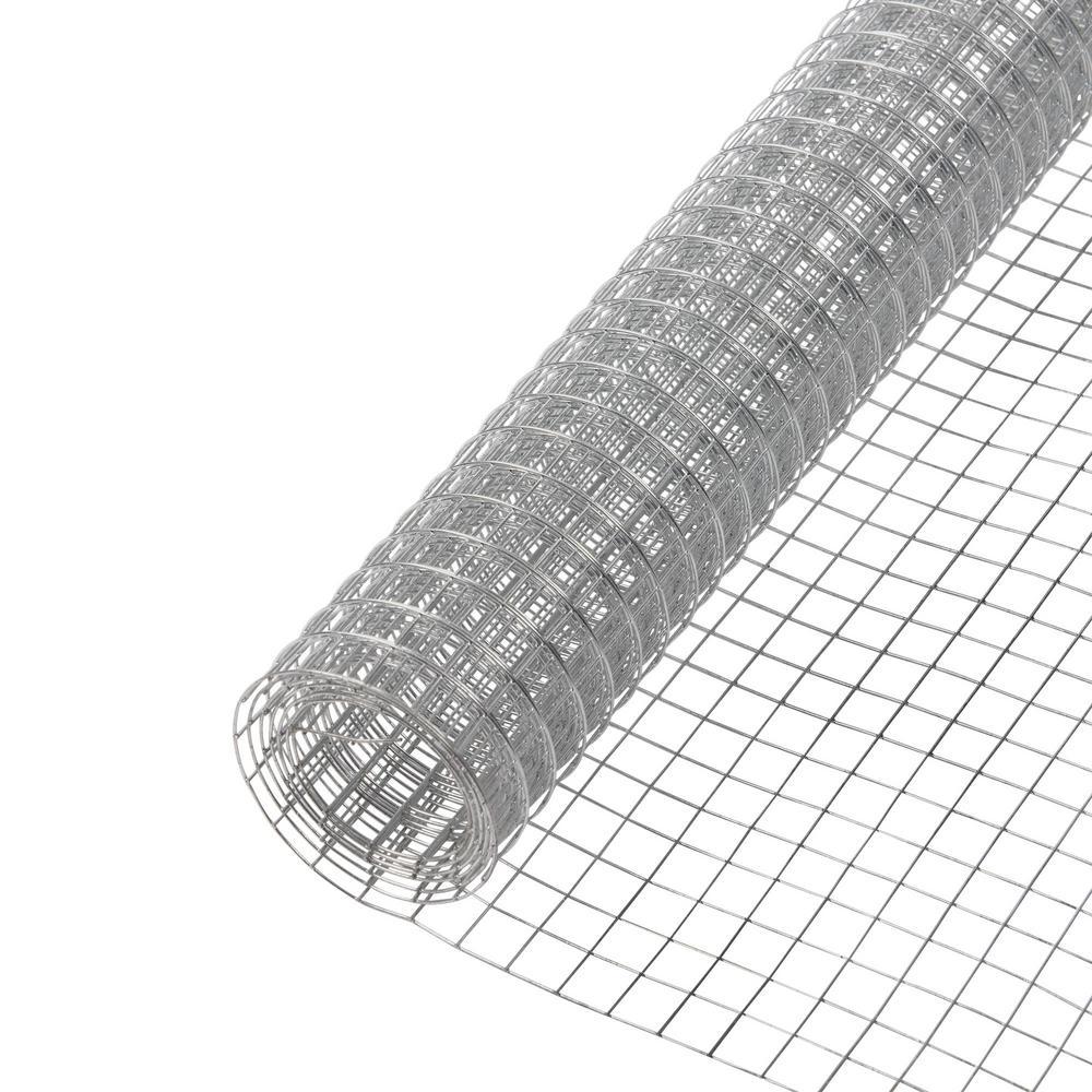 Everbilt 1/2 in. x 3 ft. x 25 ft. 19-Gauge Galvanized