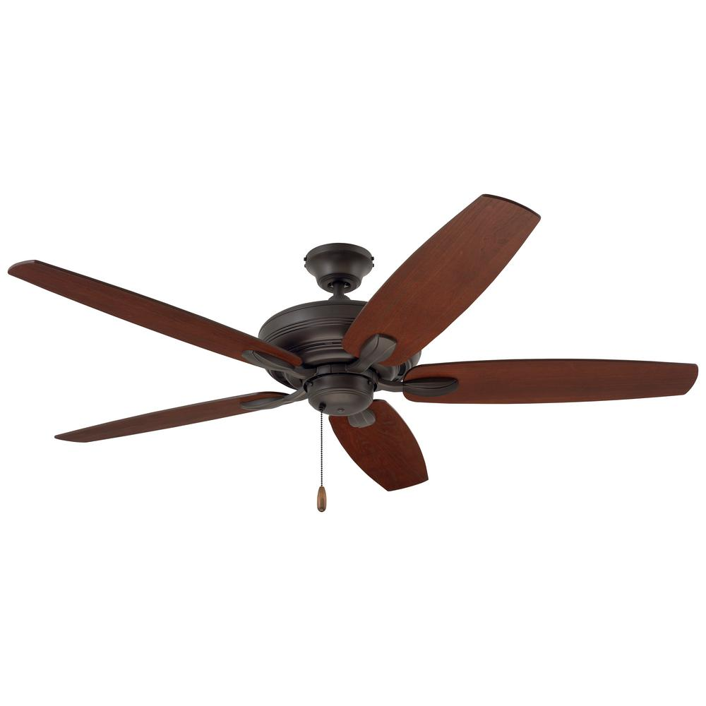 Westinghouse Contempra IV 52 in. Oil Rubbed Bronze Ceiling
