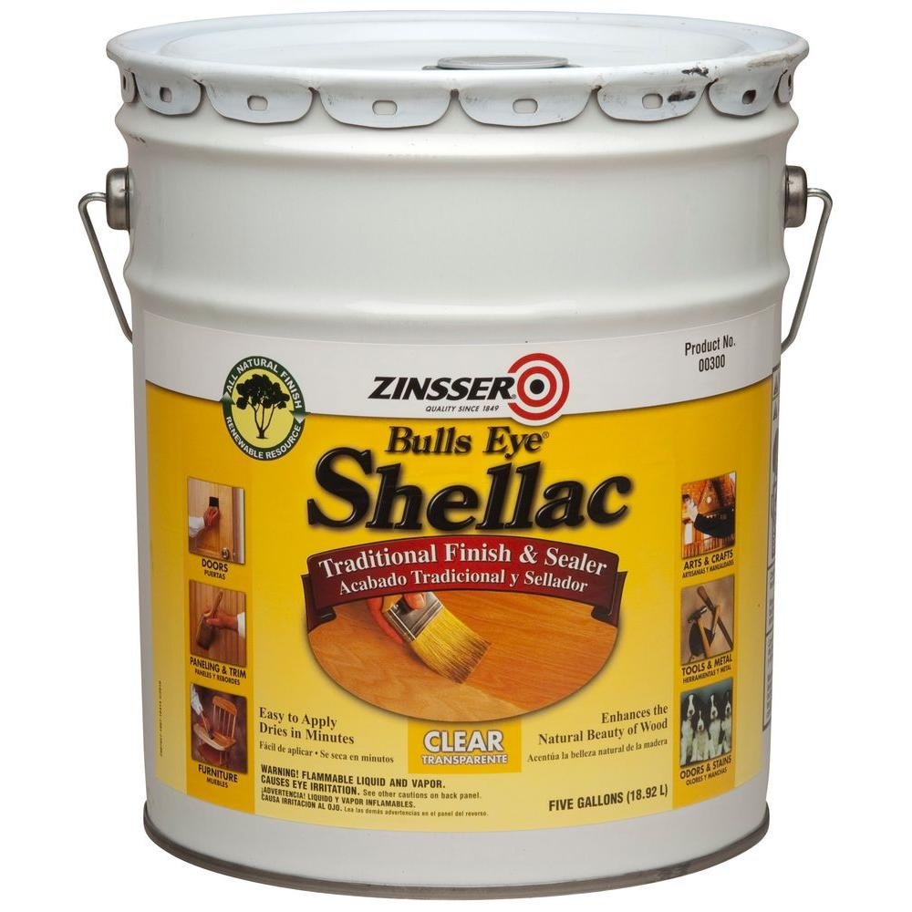 How To Clean Shellac Finish