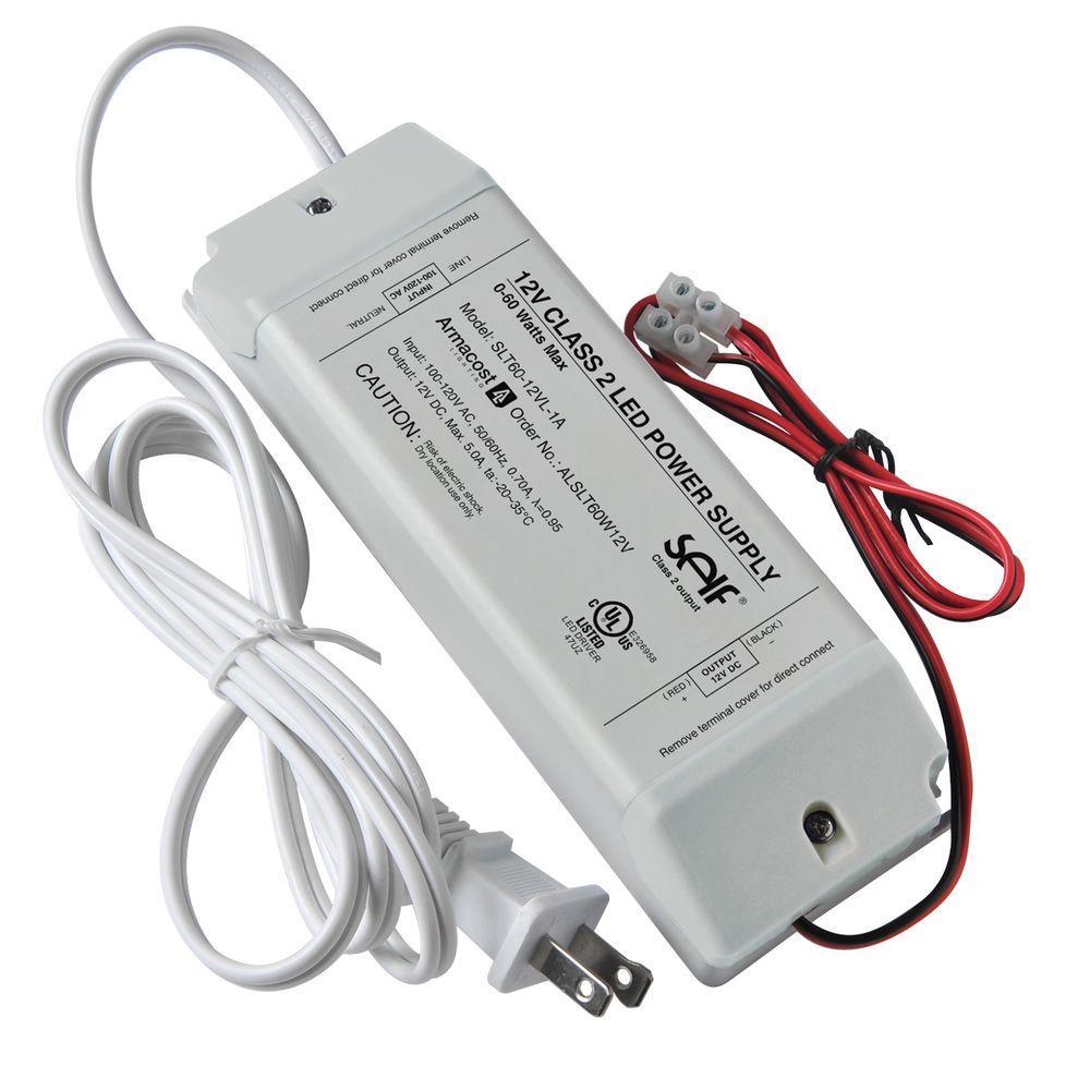 medium resolution of armacost lighting 60 watt 12 volt dc led lighting power supply