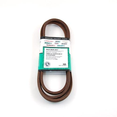 small resolution of mtd genuine factory parts 42 in deck belt for mtd lawn tractors 2006 and after