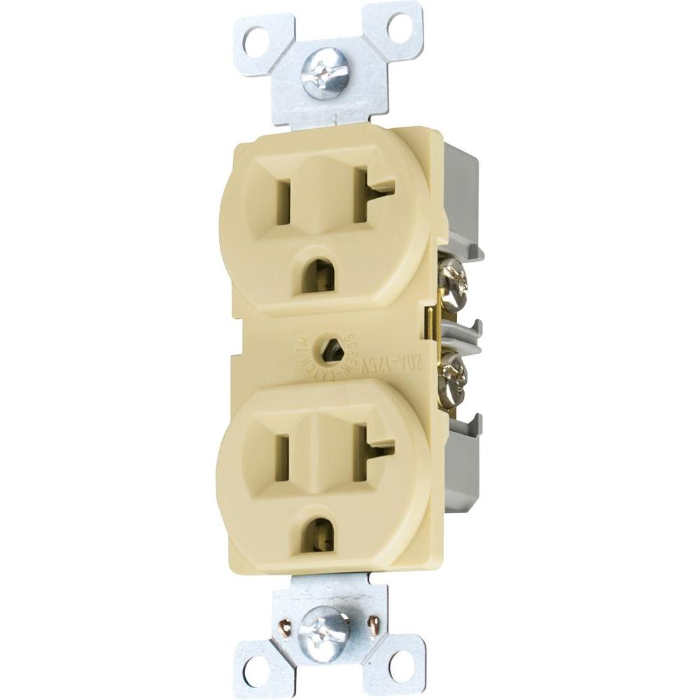 Wiring A Two Plug Outlet