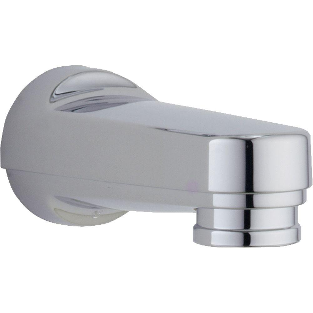 Delta Innovations Pulldown Diverter Tub Spout In Chrome