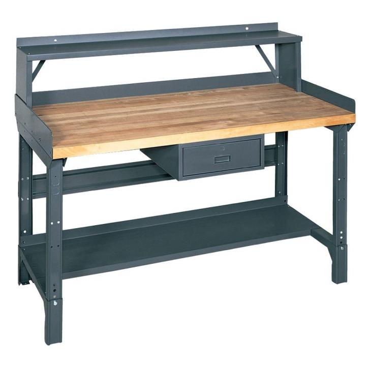 D Workbench with Storage