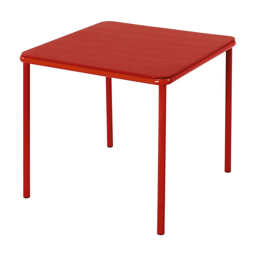 Kid Table And Chair Red Kid S Table