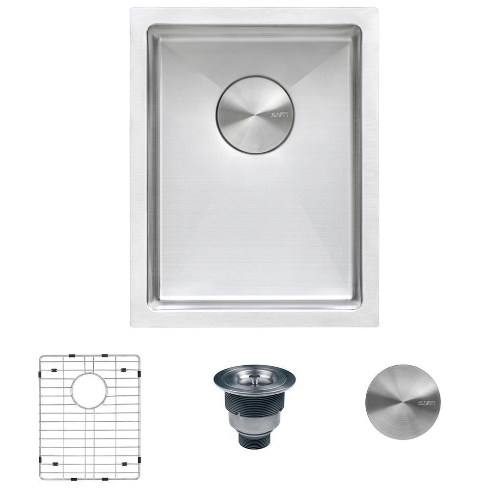 torva 15 inch undermount kitchen sink