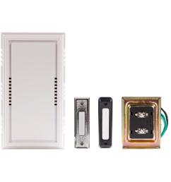 wired door chime deluxe contractor kit [ 1000 x 1000 Pixel ]