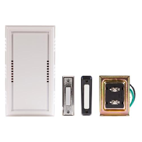 small resolution of wired door chime deluxe contractor kit