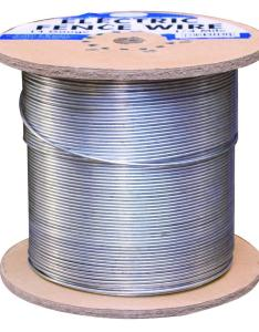 Farmgard mile gauge galvanized electric fence wire also  rh homedepot
